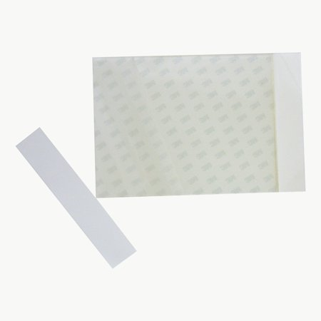 3M Scotch ScotchPad Packaging and Protection Tape Pad: 4 in. x 6 in. (Clear) [25 Strips/Pad]