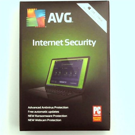 AVG Internet Security 2019 - OEM, 1 PC / 1 Year Coverage