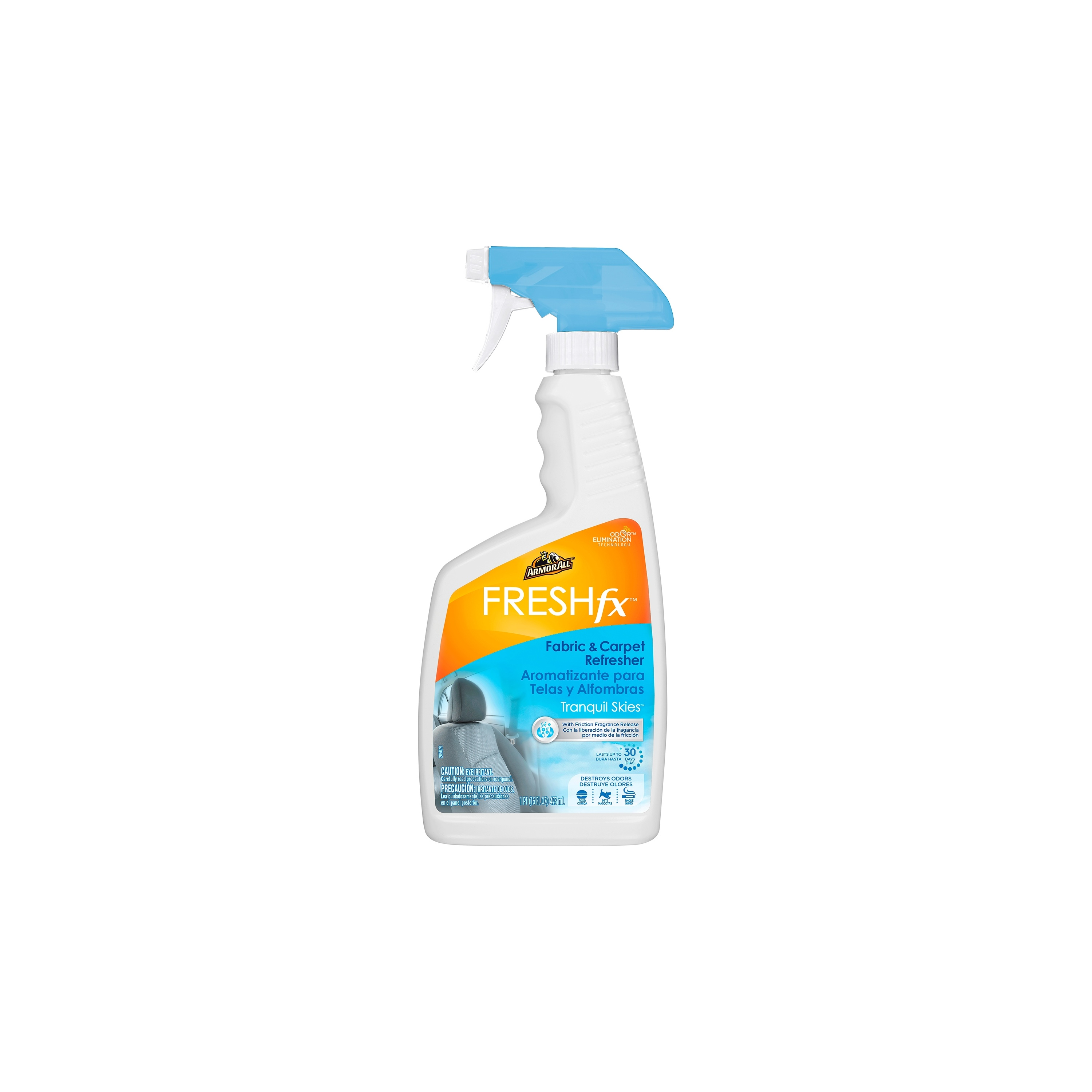 Armor All® Fres Hfx™ Fabric & Carpet Refresher Trigger – Tranquil Skies™ (16 Fluid Ounces) by Armor All