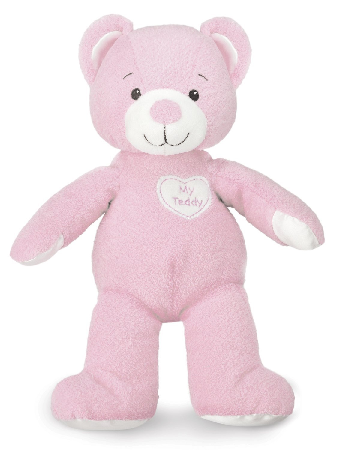 Healthy Baby: Asthma and Allergy My Teddy Bear Pink by Kids Preferred