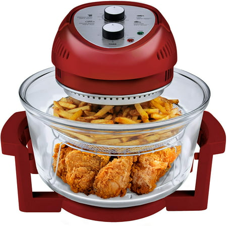 Big Boss Oil-less Air Fryer, 16 Quart, 1300 watt,