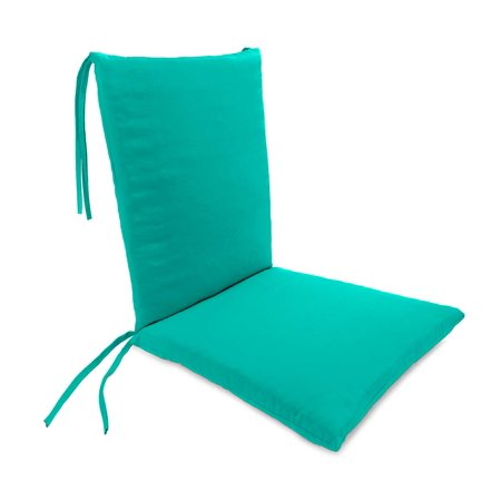 Weather Resistant Outdoor Rocker Chair Cushion With Ties Walmartcom