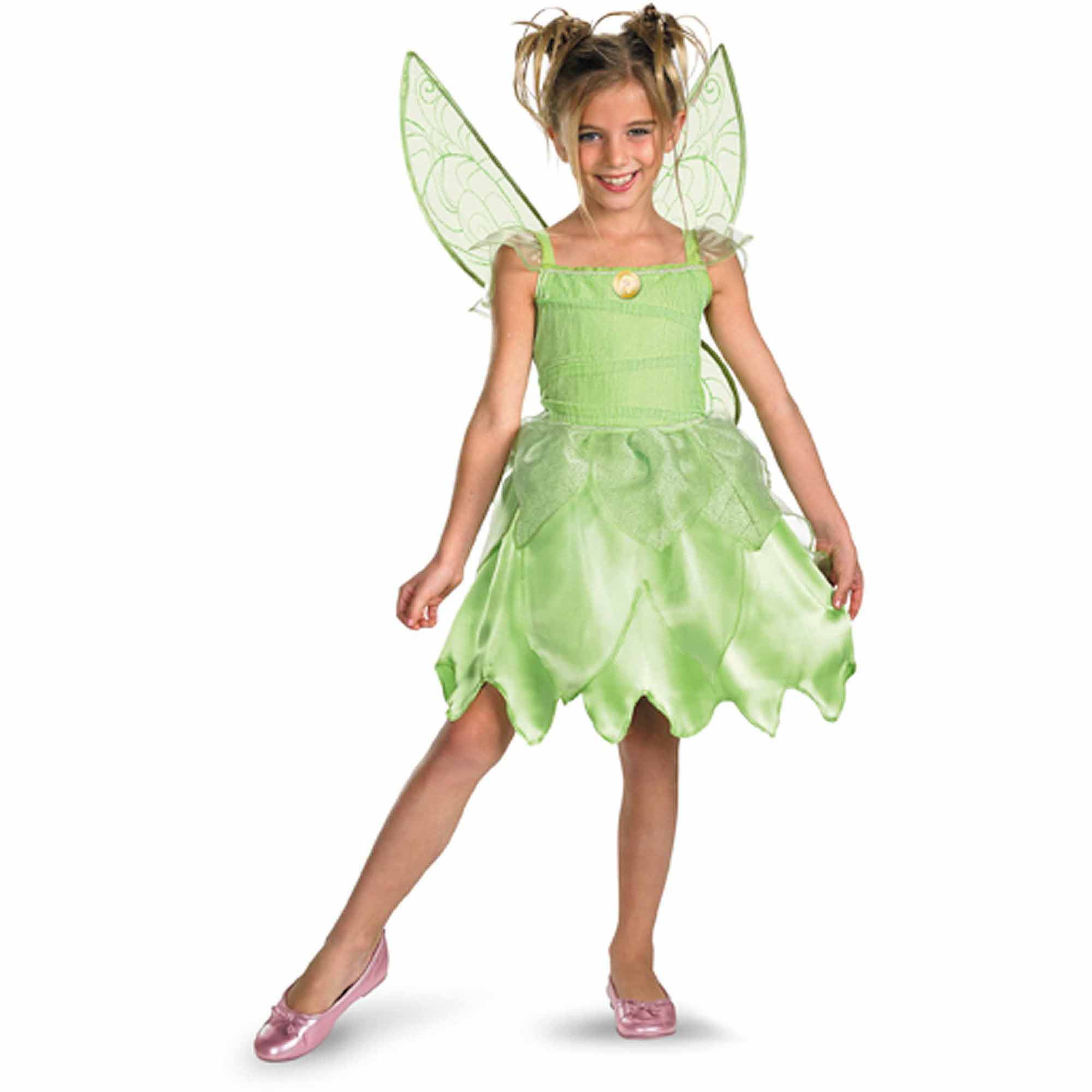 Tink and the Fairy Rescue Tinkerbell Classic Child Halloween Costume by Generic