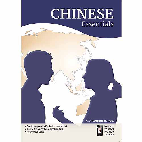 Transparent Language Chinese Essentials for Mac (Digital Code)