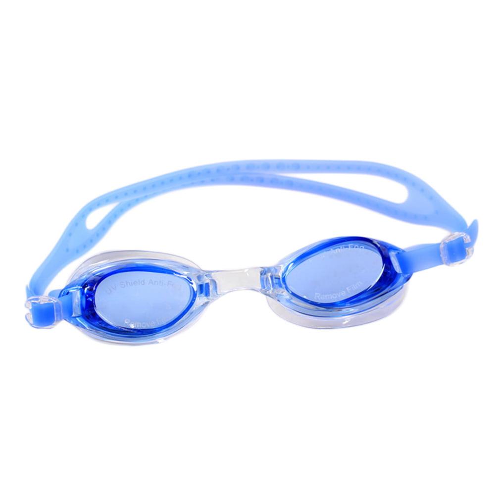 Swimmingglasses New Swim Goggles Professional Swimming Glasses For Men Women Children Gafas Natacion New Brabd Blue by
