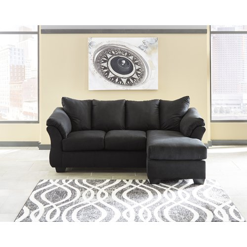 Alcott Hill Sagamore Reversible Sectional
