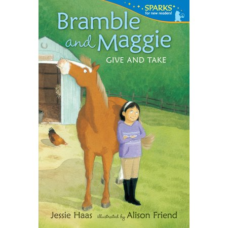 Bramble and Maggie Give and Take (Take From The Rich Give To The Poor)