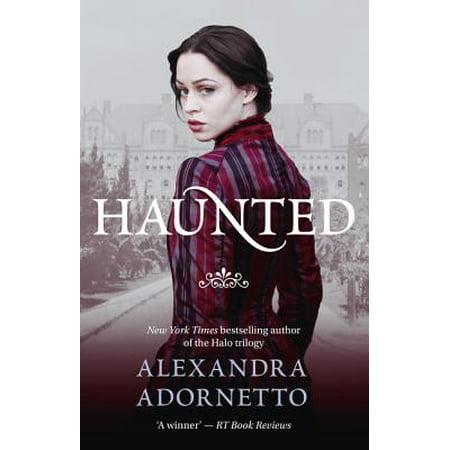 Haunted (Ghost House, Book 2) - Twelve Haunted Rooms Of Halloween