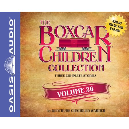 The Boxcar Children Collection Volume 26 : The Great Bicycle Race Mystery, The Mystery of the Wild Ponies, The Mystery in the Computer Game Great Northern Boxcar