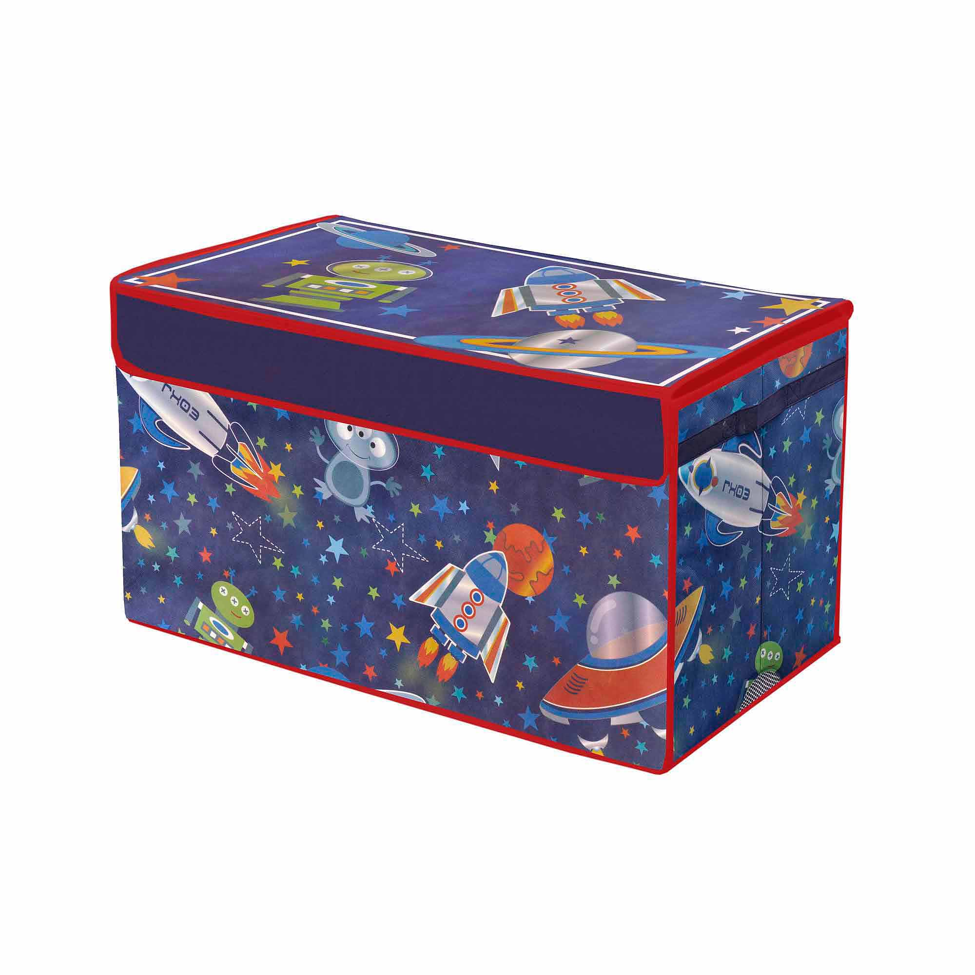 Exceptional Idea Nuova Outer Space Collapsible Storage Trunk