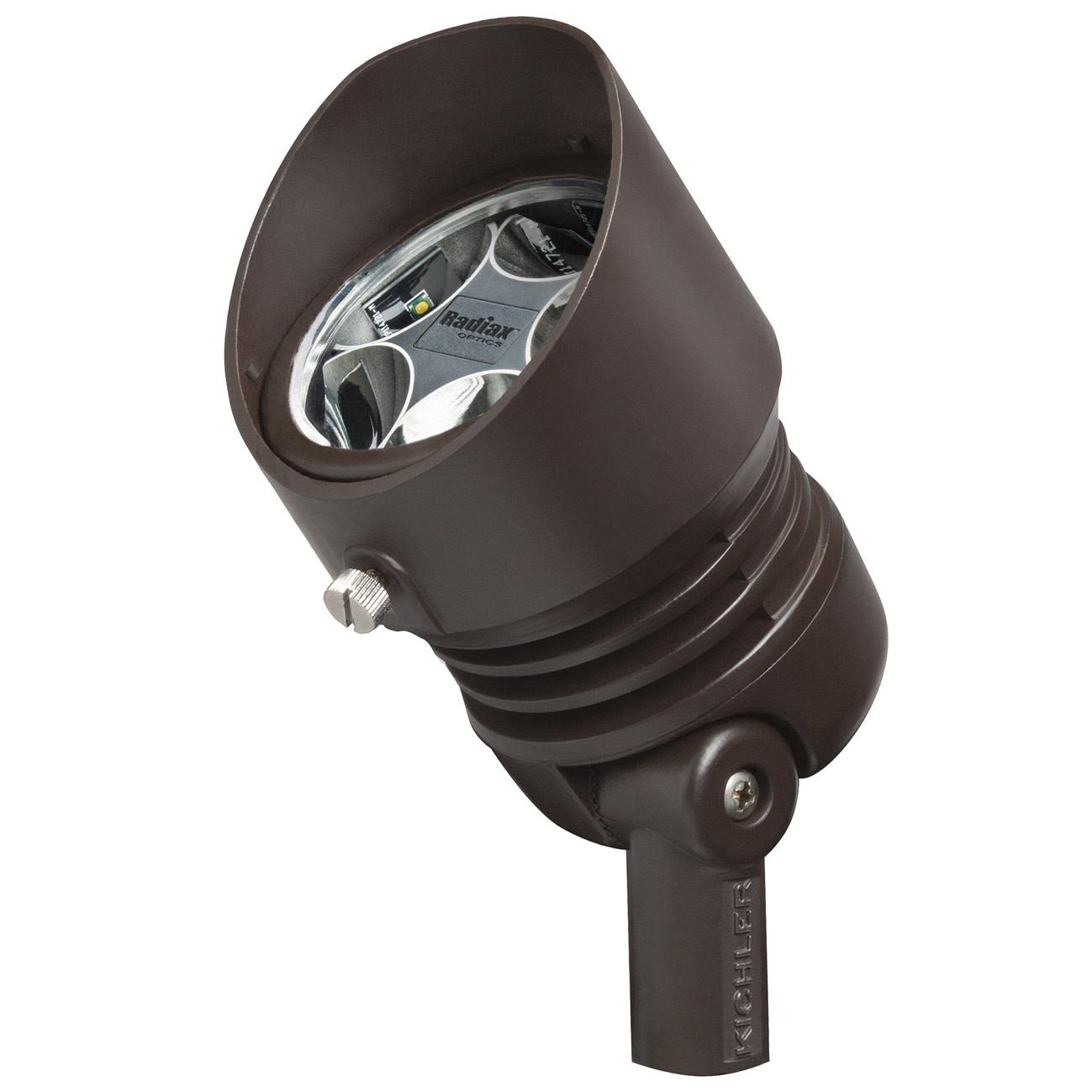 Kichler 16201-30 12.5W LED Accent Light - 3000K - 35 Degree Flood Beam