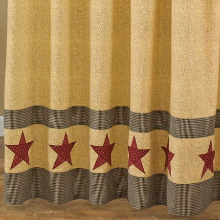 Red gingham shower curtain   Bathroom Accessories   Compare Prices ...
