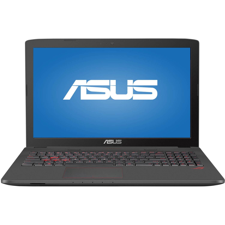 "ASUS Metallic 17.3"" GL752VW-DH71 Laptop PC with Intel Core i7-6700HQ Processor, 16GB Memory, 1TB Hard Drive and Windows 10"