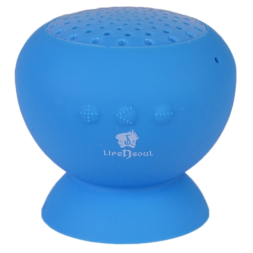 Life-N-Soul Suction Speaker, Blue