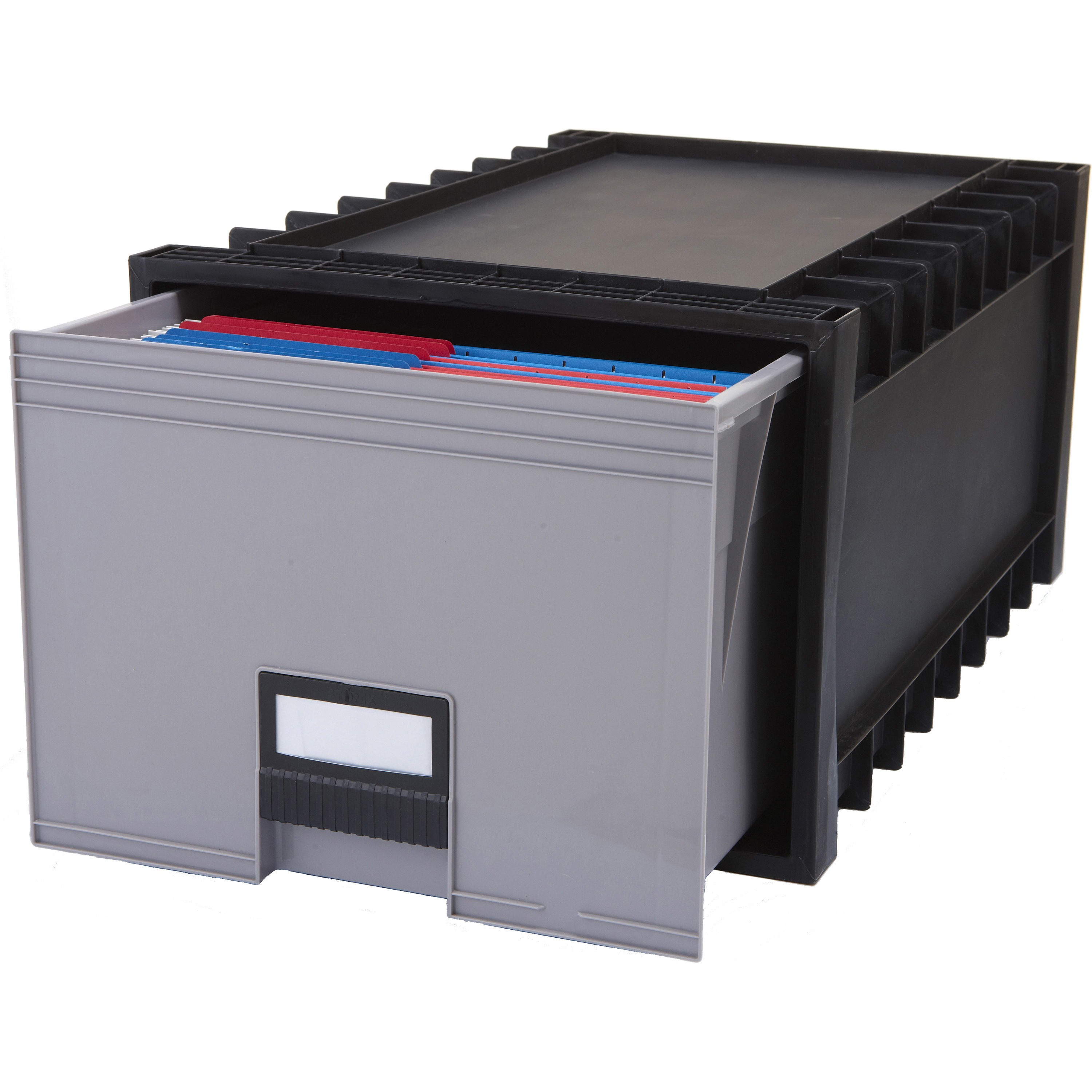 Storex Archive Files Storage Box