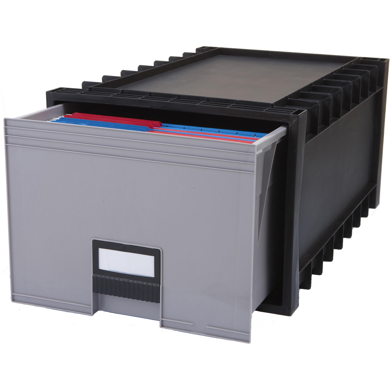 Storex Archive Files Storage Box