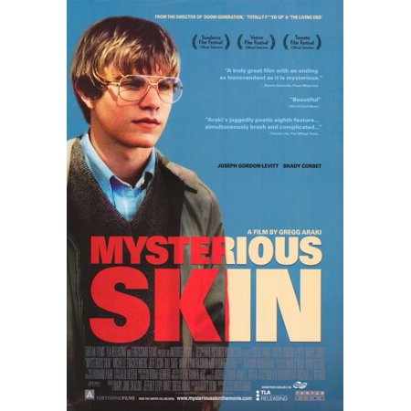 Mysterious Skin Poster Movie  27X40