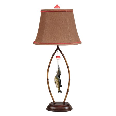 Rock creek fishing cabin table lamp rustic lighting walmart rock creek fishing cabin table lamp rustic lighting mozeypictures Image collections