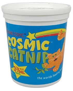 Cosmic Pet 2.25 Ounce Cup Catnip by Cosmic Pet