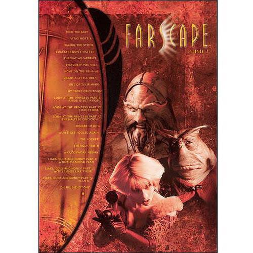 farscape - the complete second season