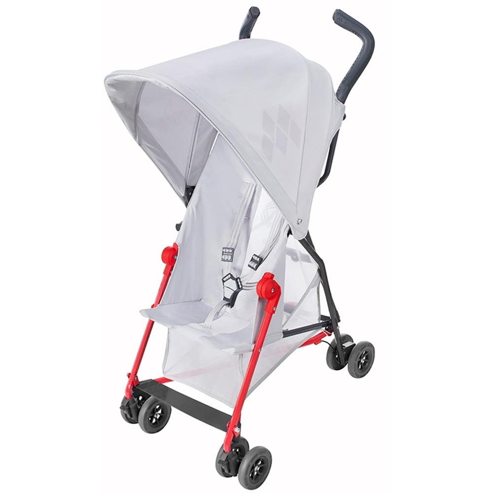 Maclaren Mark II Stroller - Silver