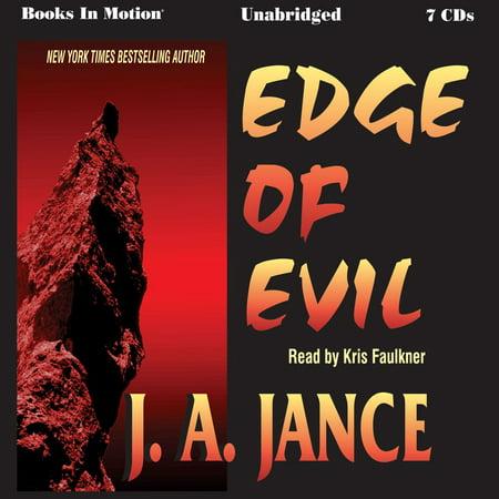 Edge of Evil - Audiobook