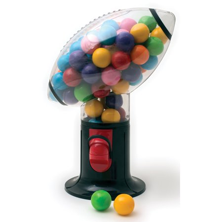 Football Snack Dispenser Gumball Machine Dispense Gum And Snacks - Football Snack Ideas