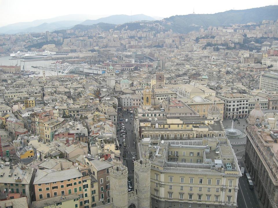 Genoa italy zip code