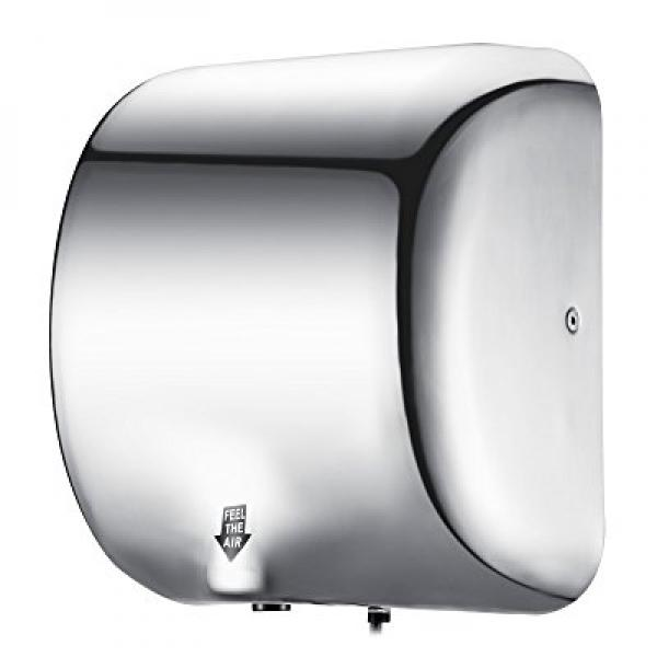 Bathroom Hand Dryers Style Prepossessing Happybuy Hand Dryer Heavy Duty Commercial 1200W Hand Dryers High . Design Inspiration
