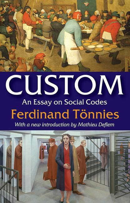 Custom an essay on social codes