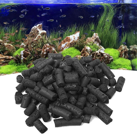 Aquarium Fish Tank Activated Carbon Charcoal Purify Water Quality Filter (Canon Media)
