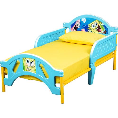 Genial Spongebob Squarepants Bed Plastic Kids Nickelodeon Steel Frame Bedroom  Furniture