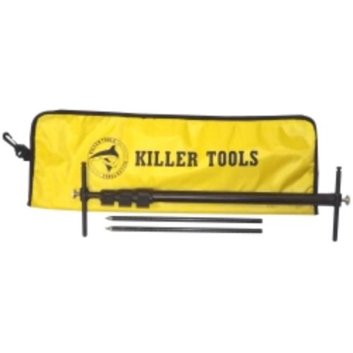 "Killer Tools ART90MINI Compact 21"" Squaring Tram"