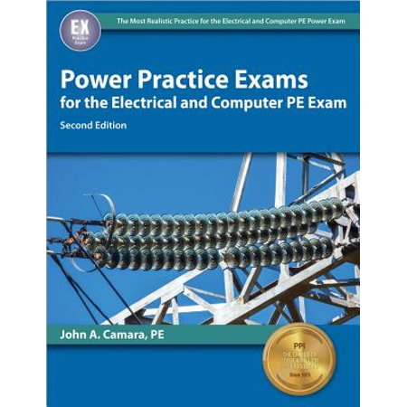 Power Practice Exams for the Electrical and Computer PE