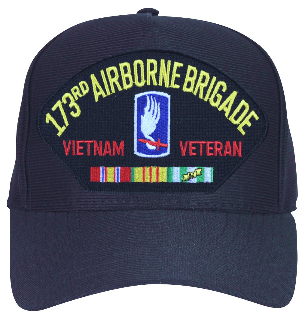 173rd Airborne Brigade Vietnam Veteran Ball Cap - Walmart.com 9596c58fbac