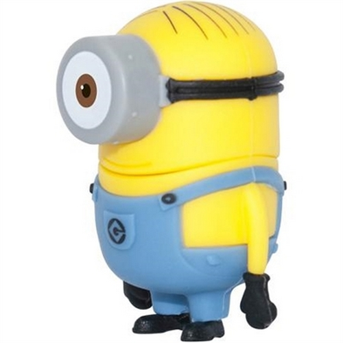 Ep Memory Despicable Me 2 Minions 16GB Stuart USB Flash Drive DM2STUART16G