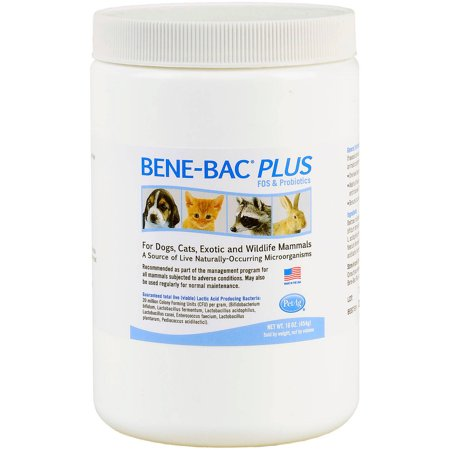 PetAg Bene-Bac Plus Pet Powder, 1 lb. (Bene Bac Pet Gel)