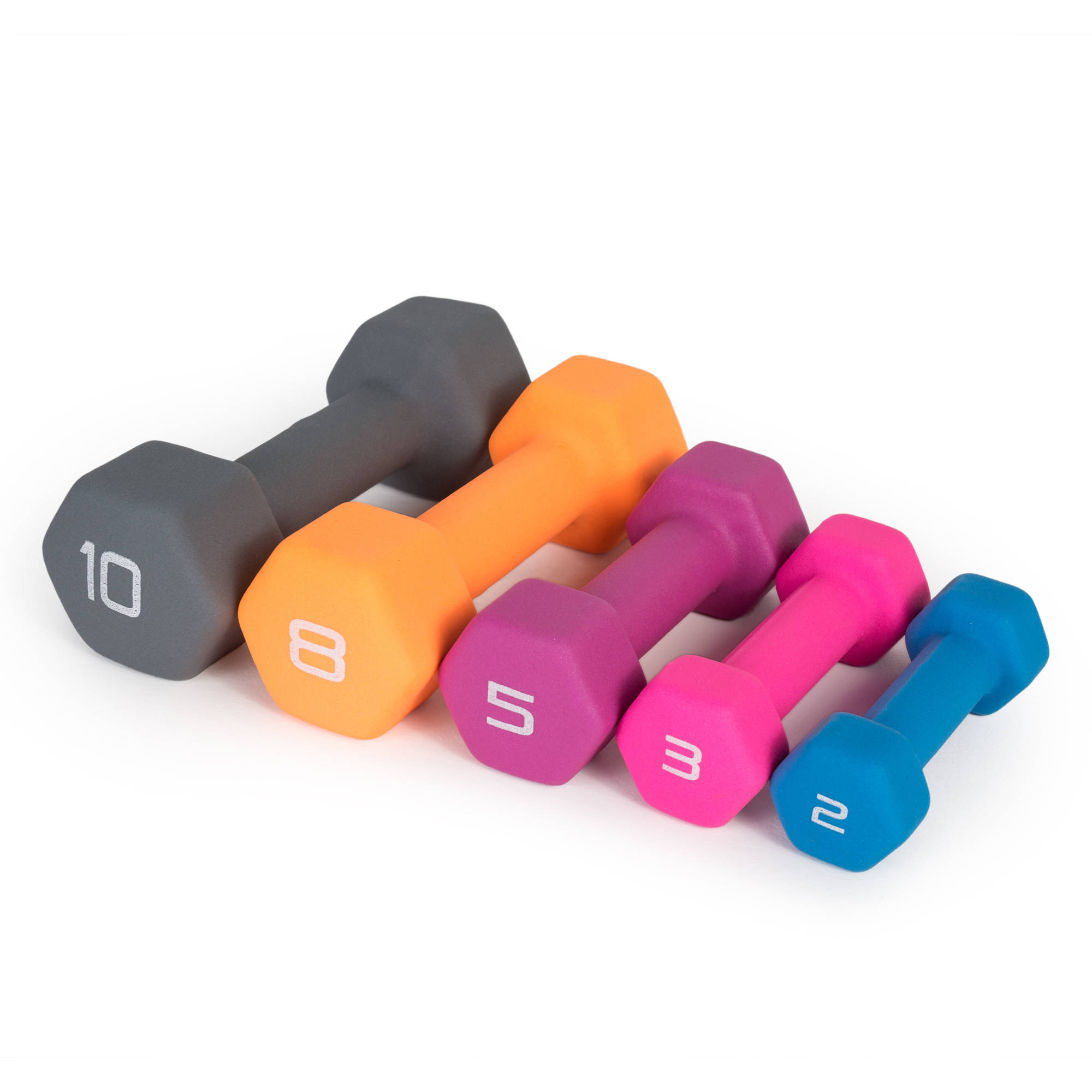 Cap Barbell Neoprene Dumbbell Single Walmart Com