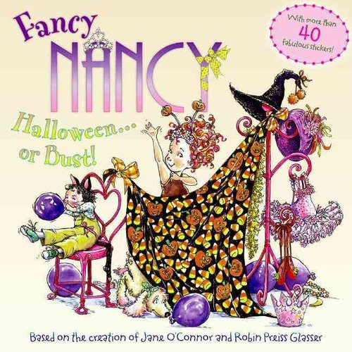 Fancy Nancy Halloween. . .or Bust!