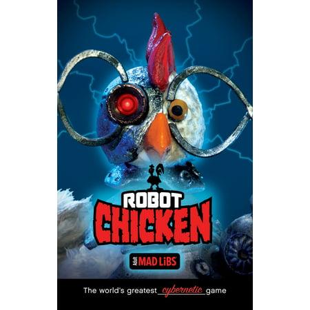 Robot Chicken Mad Libs](Robot Chicken Clips)