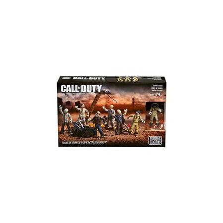 Mega Bloks Call Of Duty Zombies - Zombie Horde