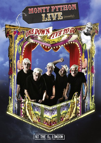 Monty Python Live (Mostly): One Down Five to Go by Uni Dist Corp (Music)