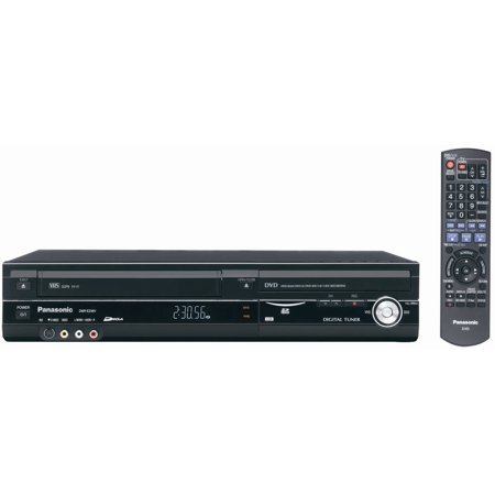 Panasonic DMR-EZ485V, Progressive Scan DVD Recorder with Digital Tuner, VCR, DTV Transition -