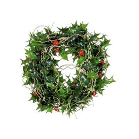 Artificial Holiday Wreaths