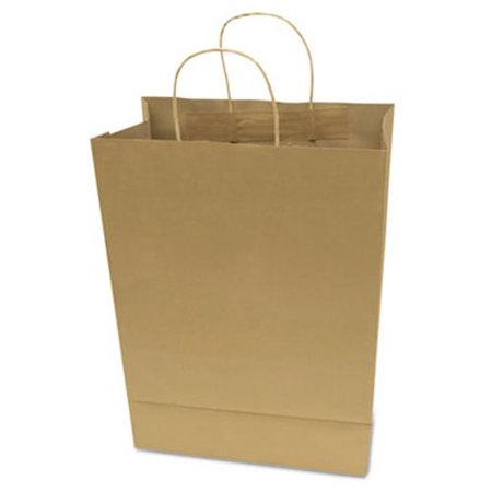 COSCO Premium Shopping Bag, Brown Kraft, 10