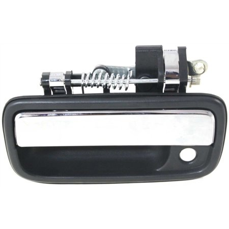 95-04 TOYOTA TACOMA FRONT DOOR HANDLE LH (DRIVER SIDE) TRUCK, Chrome, Outside (1995 95 1996 96 1997 97 1998 98 1999 99 2000 00 2001 01 2002 02 2003 03 2004 04).., By Kool Vue from (2001 Toyota Tacoma 4 Door For Sale)