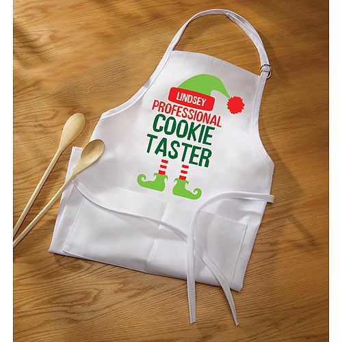 Personalized Apron, Professional Cookie Taster