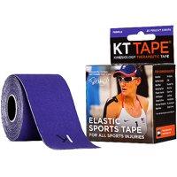 KT TAPE Original, Pre-cut, 20 Strip, Cotton - Purple
