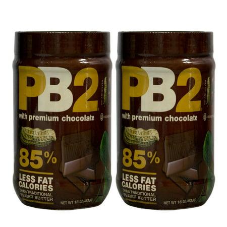 PB2 Chocolate Powdered Peanut Butter - 16 oz. - 2
