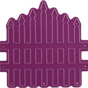 "Cheery Lynn Designs Die-Garden Gate, 3""X2.75"""